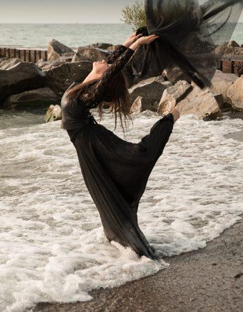 Beach Ballet Dance Ildiko Vlad Photography